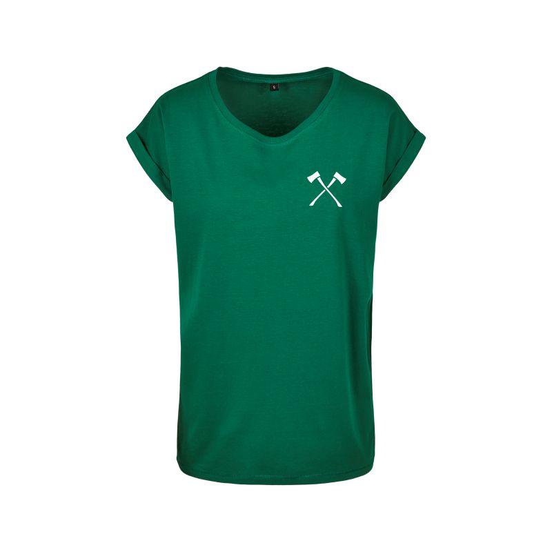 Girli-Shirt *Hackebeil-grün*