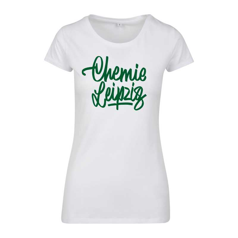 Girli-Shirt *Chemie Leipzig – weiß*