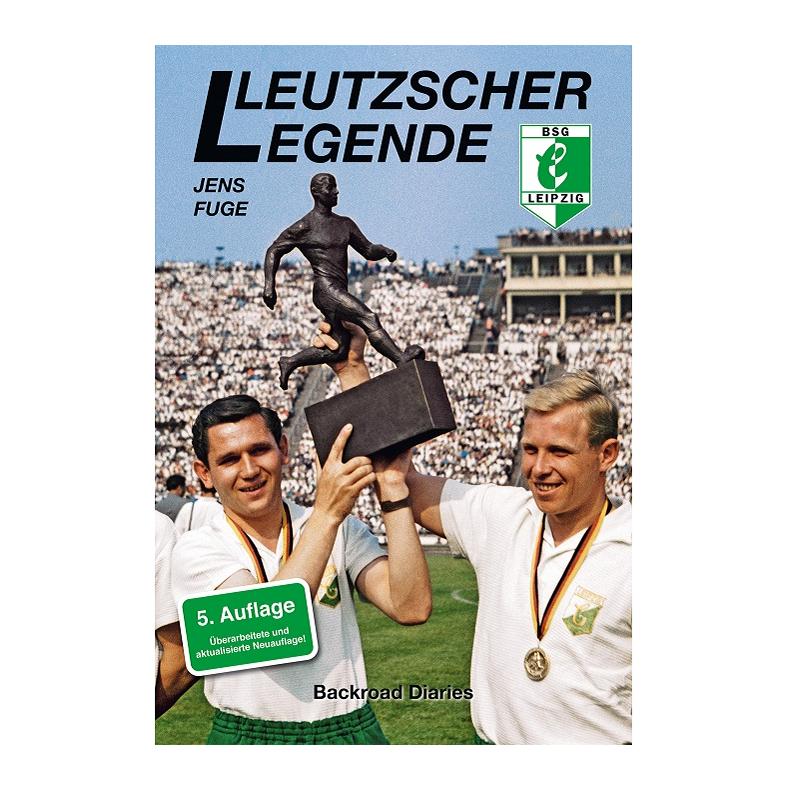 Buch *Leutzscher Legende*