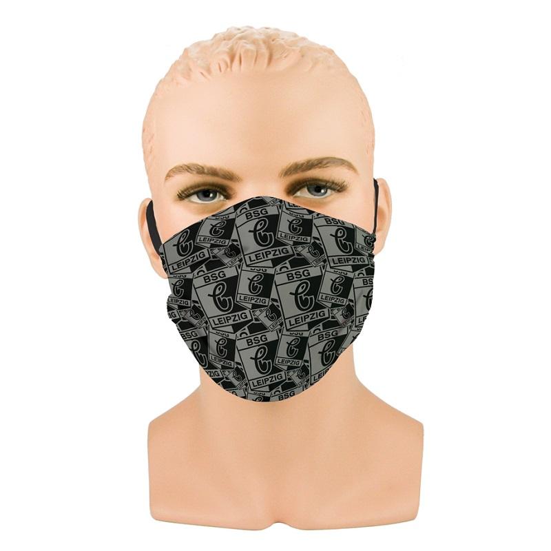 Mund – und Nasenmaske *schwarz*